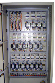 POWER WIRING FOR DOL STARTERS